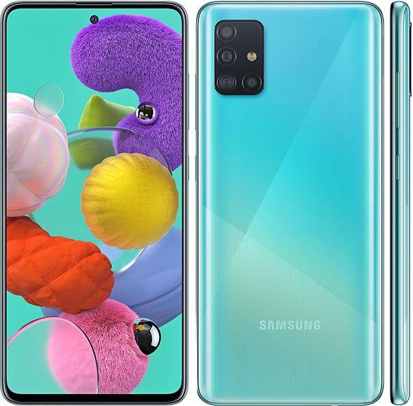 Samsung Galaxy A51 Samsung Samsung Galaxy Samsung Mobile