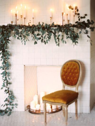 Romantic decor: http://www.stylemepretty.com/illinois-weddings/oak-park/2015/04/15/romantic-peach-wedding-inspiration/ | Photography: Kate Weinstein - http://www.kateweinsteinphoto.com/