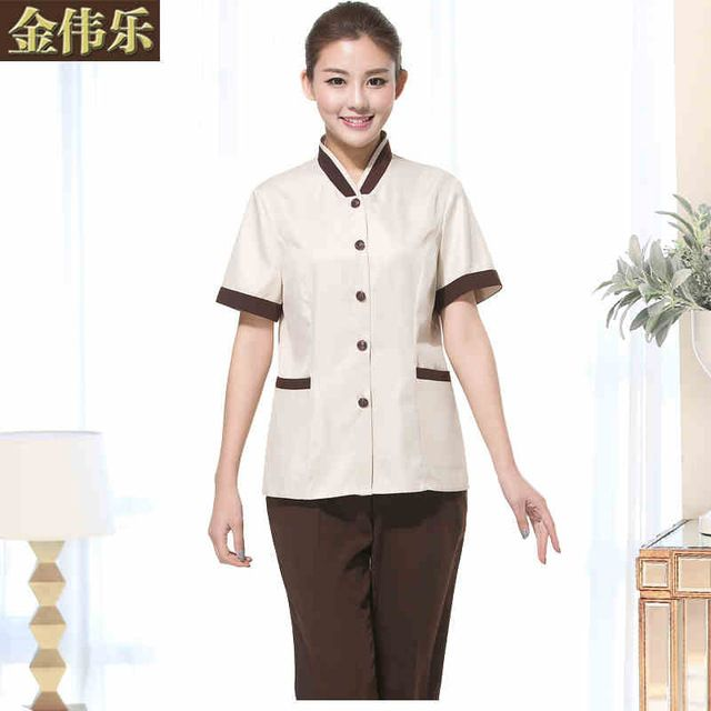 20 best cleaner uniforms images on pinterest work for Spa employee uniform