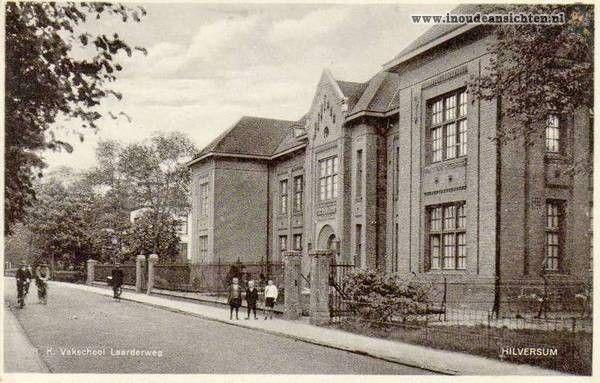 Laarderweg 1938 huishoudschool