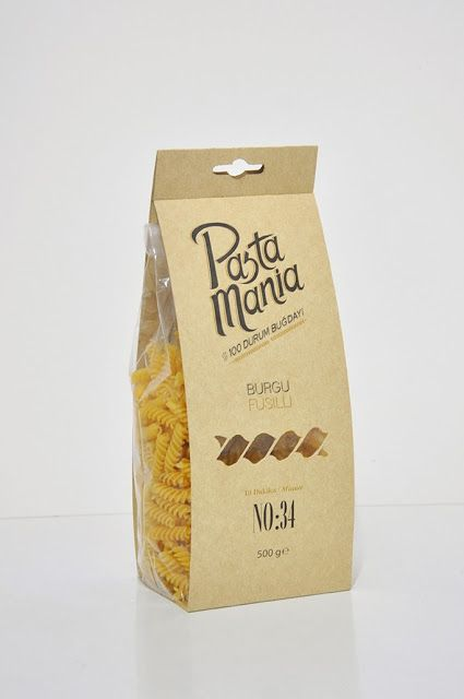 Pastamania (Student Project) on Packaging of the World - Creative Package Design Gallery
