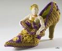 Zapatos y Zapatillas de crochê - Liru labores textiles - Picasa Web Albums: Web Albums