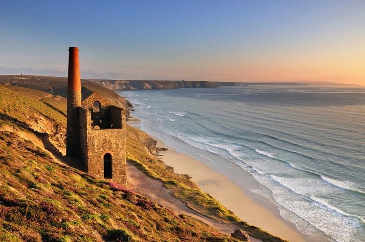 Tin mine, a Cornish icon!