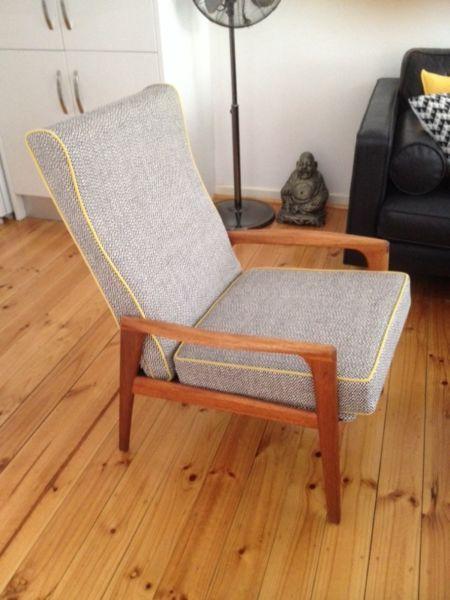 Mid-Century Fler Chair
