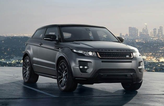 Range Rover Evoque, Victoria Beckham Edition - Terrible name, sick looking car.