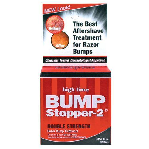 High Time Bump Stopper-2 Razor Bump Treatment (Double Strength Formula)