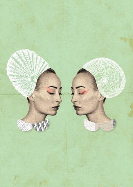Plakat 'Muszle' by Magda Pilaczyńska