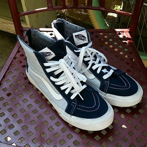 vans shoes 8