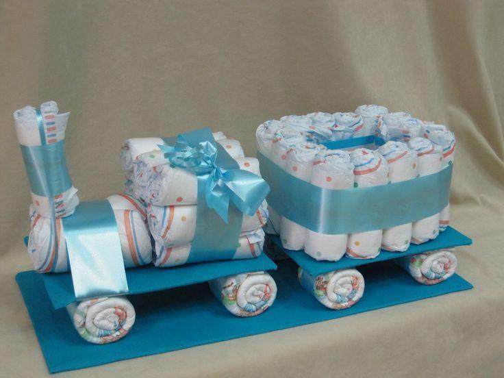 torta di pannolini tutorial - Cerca con Google