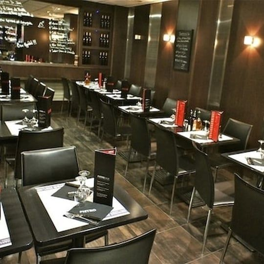 Restaurant Pietro Lecourbe, Restaurant italien à Paris avec Linternaute