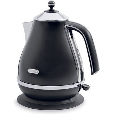 OBJECTO Electronic Cordless Kettle by Bugatti Chrome