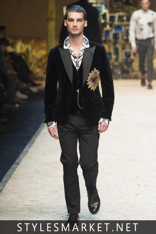 Black-party-wear-dress-for-men