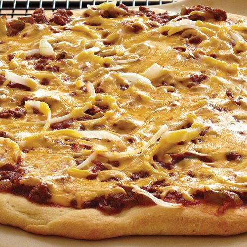Spicy Joe Pizza - The Pampered Chef®