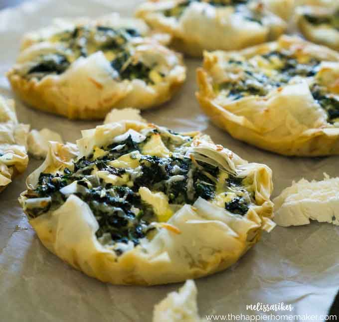 9 best valentine 39 s day recipes images on pinterest for Phyllo dough recipes appetizers indian