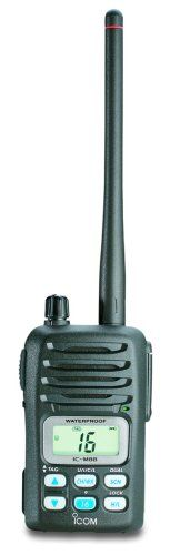 ICOM M88 Handheld VHF Radio * You can find out more details at the link of the image.