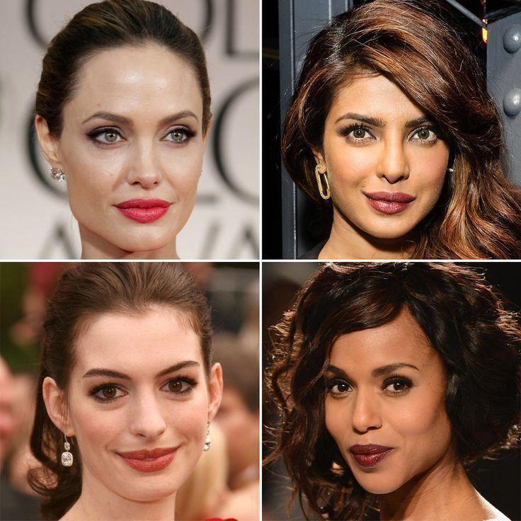 Самые горячие знаменитости Голливуда в губы | красотки POPSUGAR
