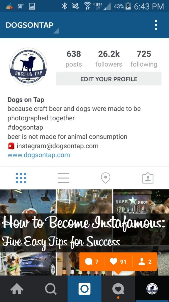 How to Become Instafamous: Five Easy Tips for Success
