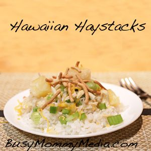 Hawaiian Haystacks Recipe on Yummly. @yummly #recipe
