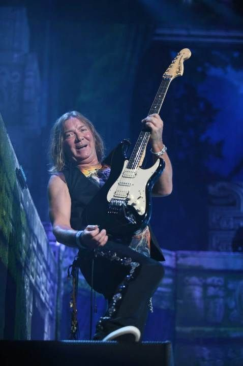 What happened at Iron Maiden's first Book Of Souls show - TeamRock