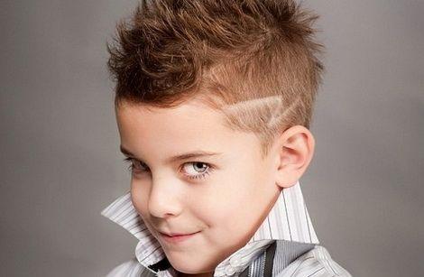Прически детские фото для мальчиков