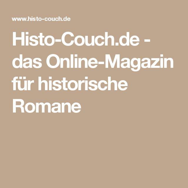 Histo-Couch.de - das Online-Magazin für historische Romane