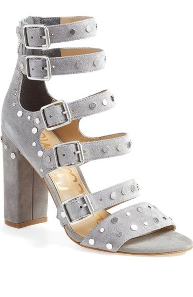Sam Edelman 'York' Stud Sandal (Women) available at #Nordstrom