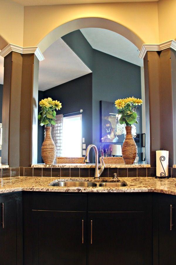 Paint Color  Valspar Lambs Ear {lowes} Paint Color. Design Kitchens Uk. Kitchen Self Design. Tile Designs For Kitchen Floors. Kitchen Design In Small Space