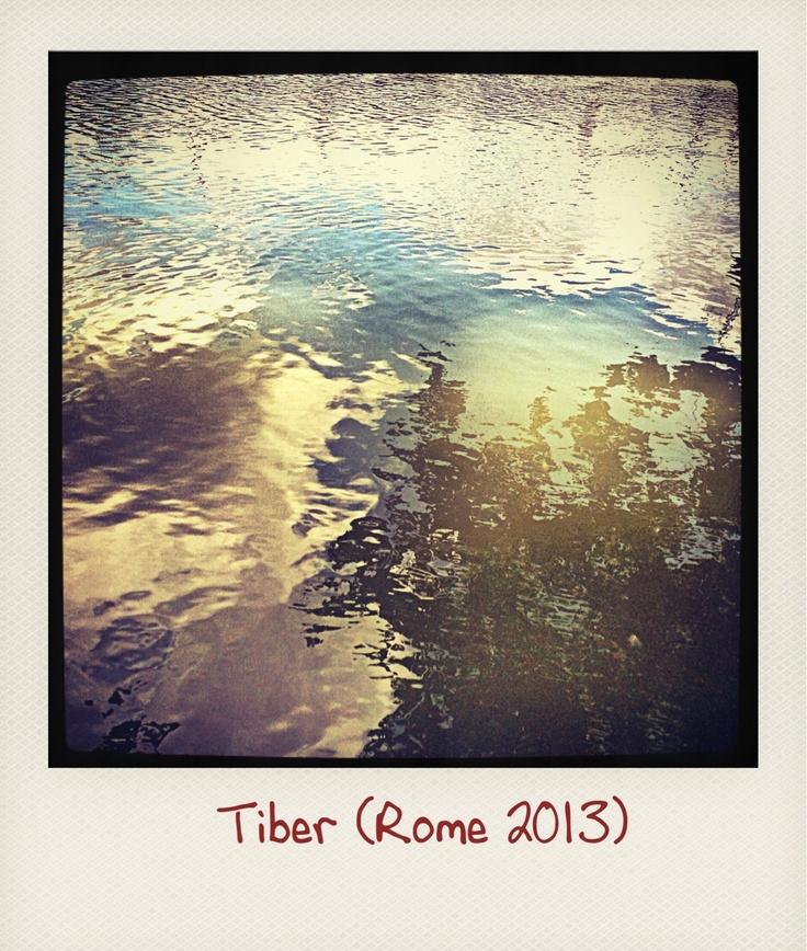 Tiber river (Rome , Italy 2013)