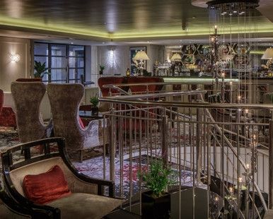 DoubleTree by Hilton Hotel London Greenwich, GB - Oasis O1 Bar