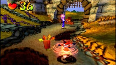 Cheat Password Crash Bandicoot PS1 Lengkap