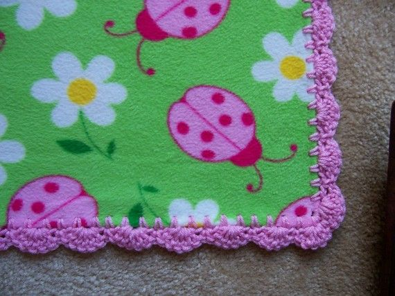 31 Best Ditzy Blond Crochet Baby Blankets Images On