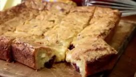In my eyes, you can't really go wrong with white chocolate and cranberries! One of my favourite combinations. This recipe is from Gordon's Ultimate Cookery Course and is a real winner. They freeze ...