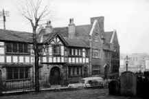 Holy Bones! Great Leicester hall survived, but hotel did not - Leicester Mercury