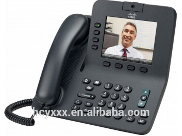 CP-8945-K9= Versatile video Conferencing VoIP phone