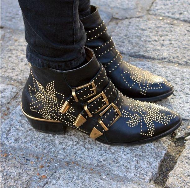 Chloe Susanna Boots   Vestiaire Collective Instagram