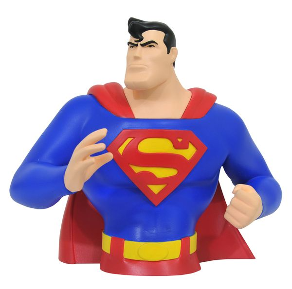 Superman: The Animated Series Superman Bust From DST