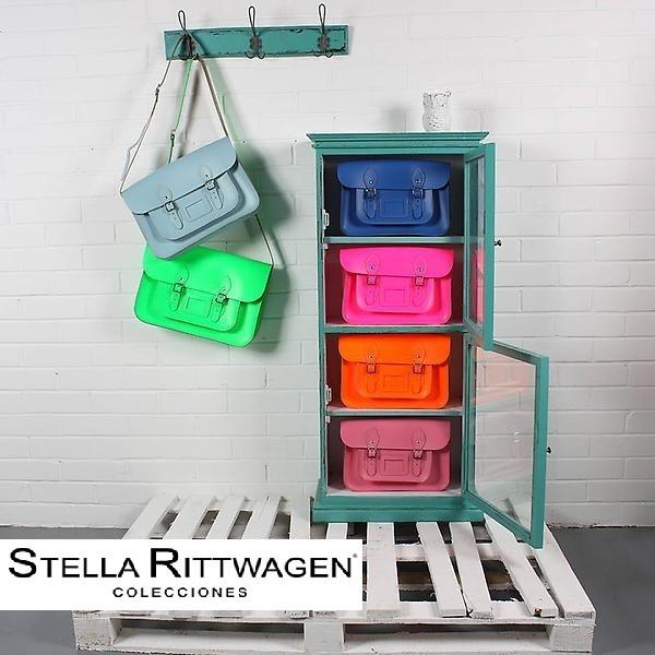 Satchel mediana Stella Rittwagen