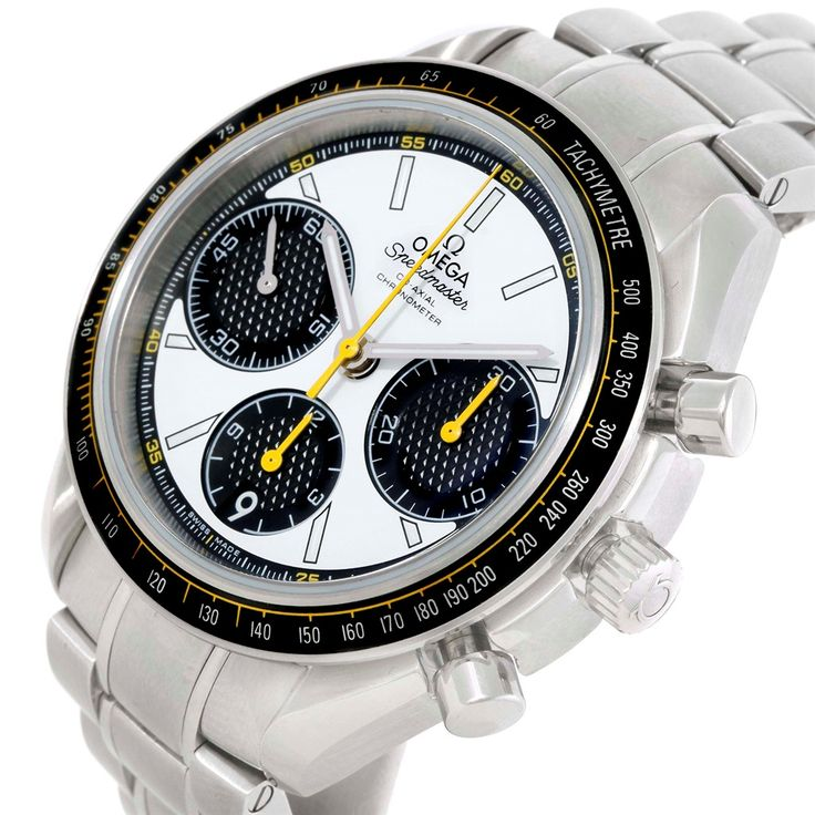 16180 Omega Speedmaster Racing Co-Axial Watch 326.30.40.50.04.001 Box Card SwissWatchExpo