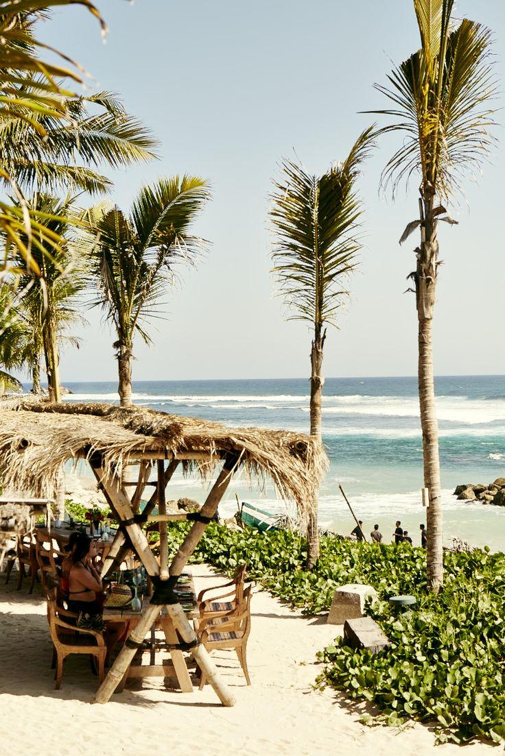 Nio Beach Club, Sumba Island, Indonesia.