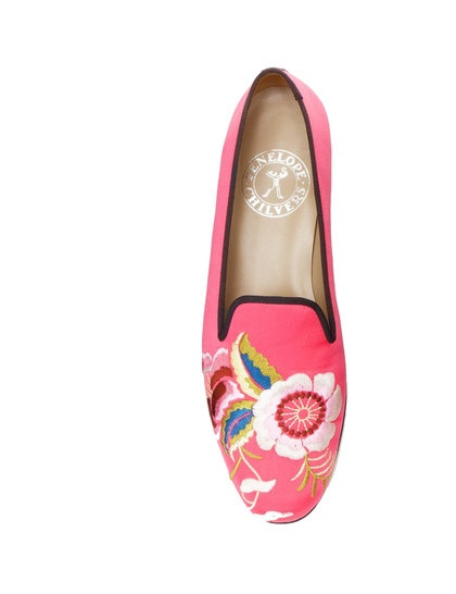 Penelope Chilvers embroidered silk slippers    http://www.elleuk.com/fashion/what-to-wear/elle-s-autumn-winter-12-edit#image=20