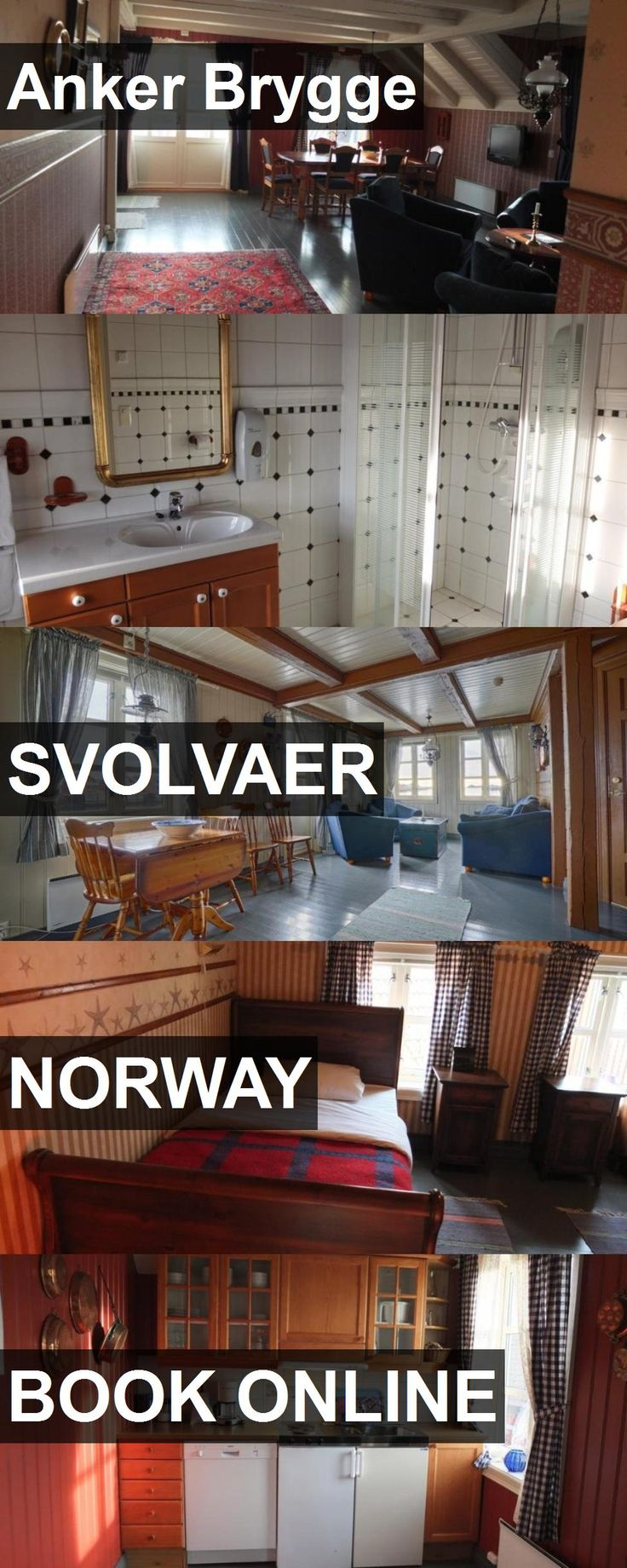 Hotel Anker Brygge in Svolvaer, Norway. For more information, photos, reviews and best prices please follow the link. #Norway #Svolvaer #AnkerBrygge #hotel #travel #vacation