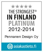 We are proud to belong to the strongest in Finland.