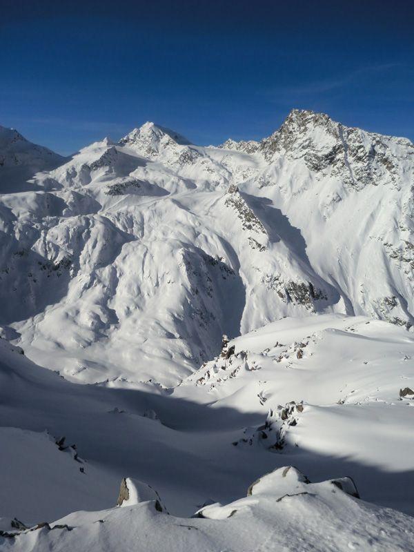 Pitztal-Rifflsee - Rifflsee, Tyrol