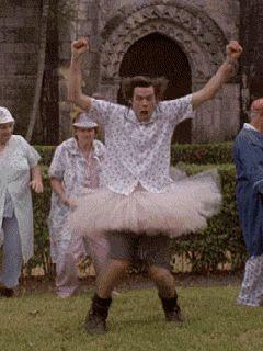Dance #gifs #crazy Jim Carrey Ace Ventura #lol
