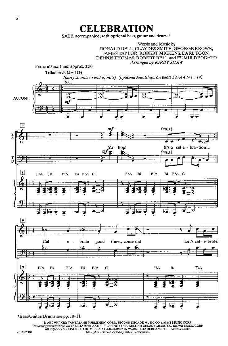 John denver grandma s feather bed sheet music - Kirby Shaw J W Pepper Sheet Music