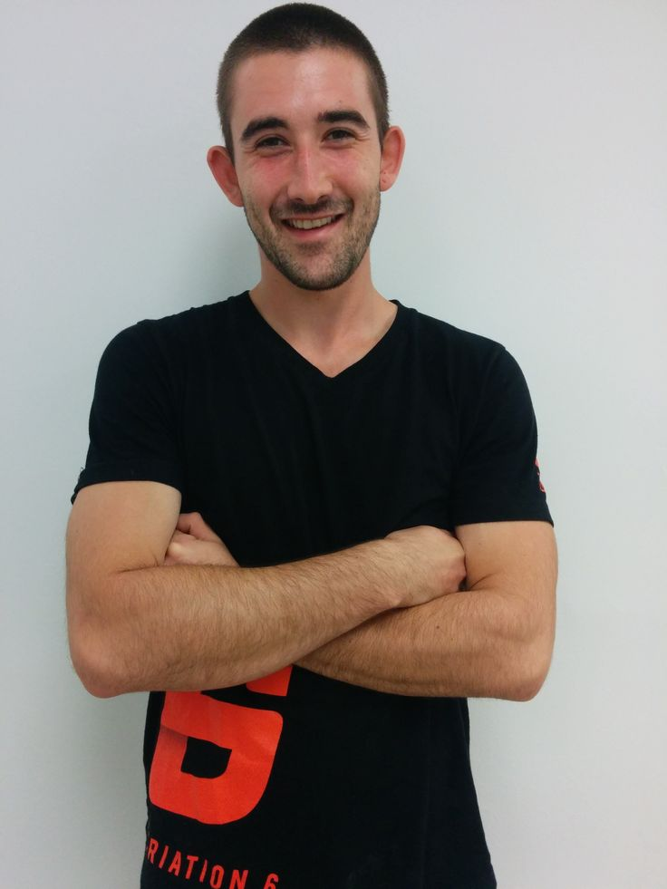 David Aiello is at Toronto's first large-scale pay-per-use fitness facility, specializing in MAT, The Isometric Training System and world-class personal training. bit.ly/1p3KayS