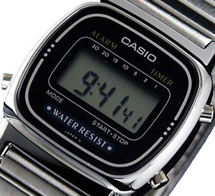 Reloj Casio en WombaiLola Tienda, Gerónimo de Alderete 1134 L1 Vitacura.