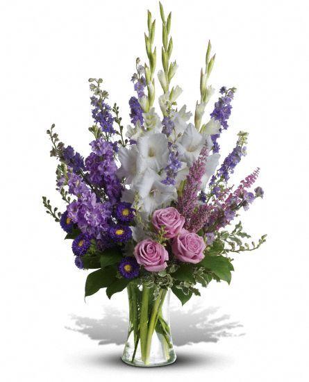 Joyful Memory Flowers, Joyful Memory Flower Bouquet - Teleflora.com