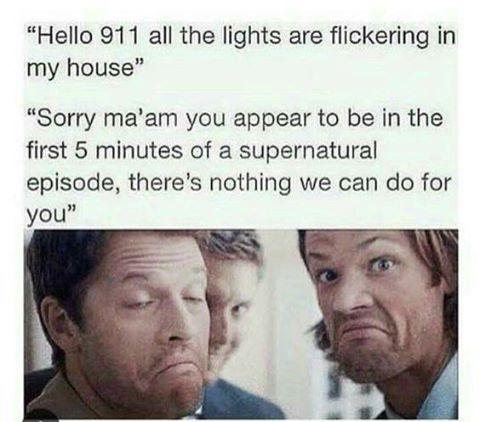 Supernaturally Weird.