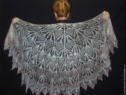71 best Оренбургский пуховый платок images on pinterest   scarves ZC410